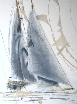 Peinture de voilier : Puissance