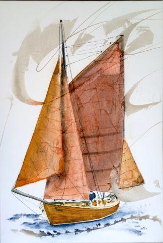 Peinture de voilier R2029